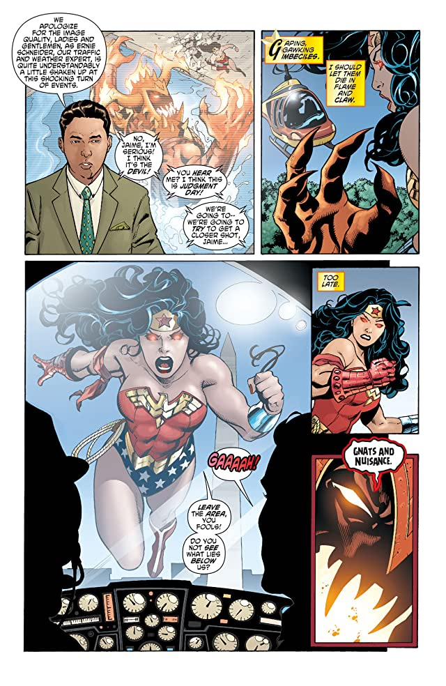 click for super-sized previews of Wonder Woman (2006-2011) #23