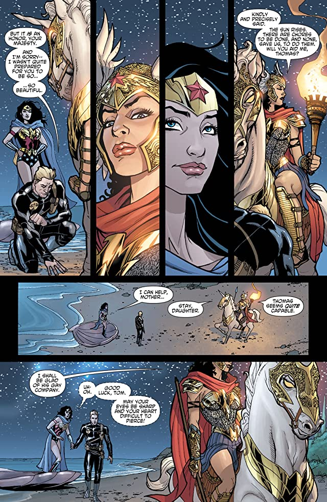 click for super-sized previews of Wonder Woman (2006-2011) #24