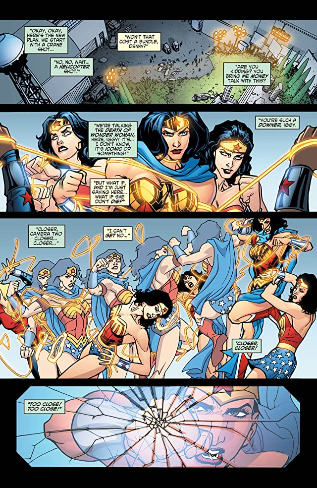 Wonder Woman (2006-2011) #25