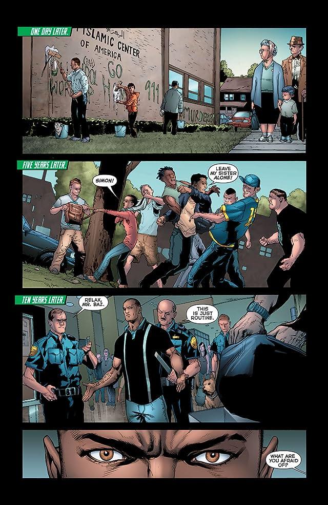 Green Lantern (2011-) Vol. 3: The End