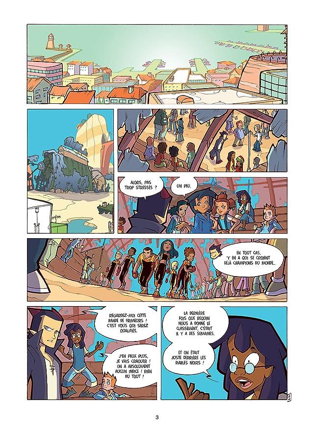 click for super-sized previews of Foot 2 Rue Vol. 12: L'affrontement final