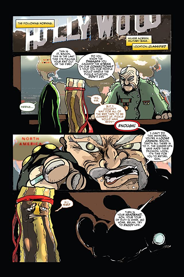 click for super-sized previews of Massive Awesome Vol. 1: Bacon Has Never Tasted So Deadly