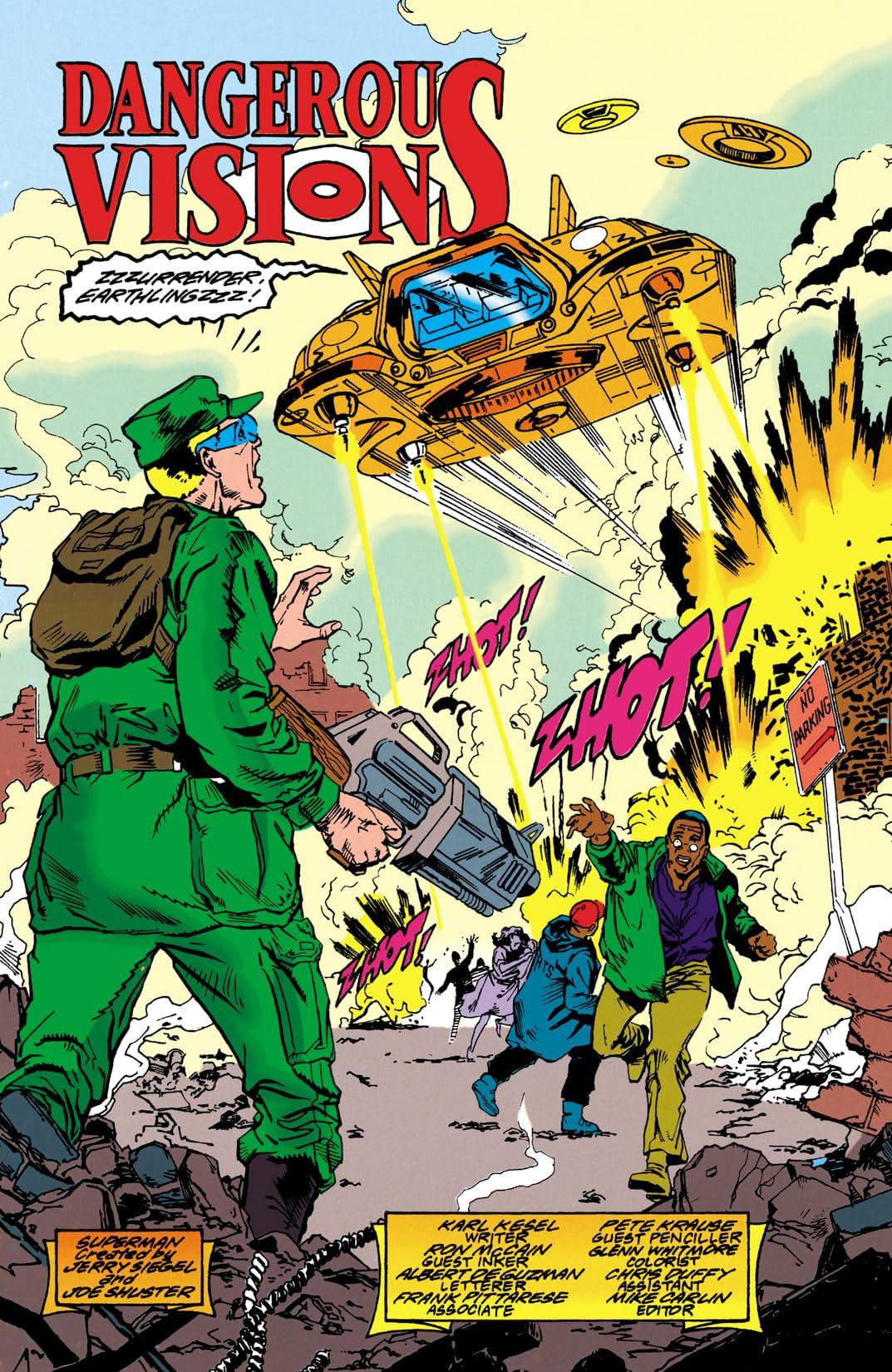 Adventures of Superman (1986-2006) #514