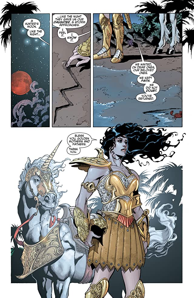 click for super-sized previews of Wonder Woman (2006-2011) #26