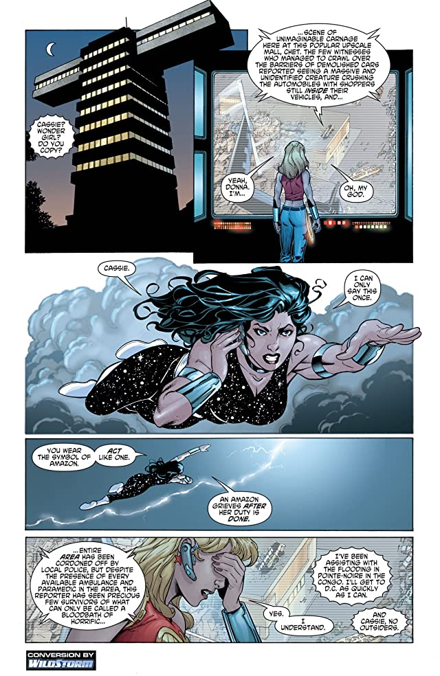 click for super-sized previews of Wonder Woman (2006-2011) #27