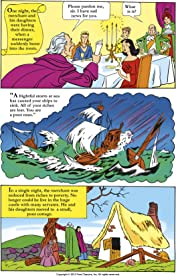 Classics Illustrated Junior #509: Beauty and the Beast