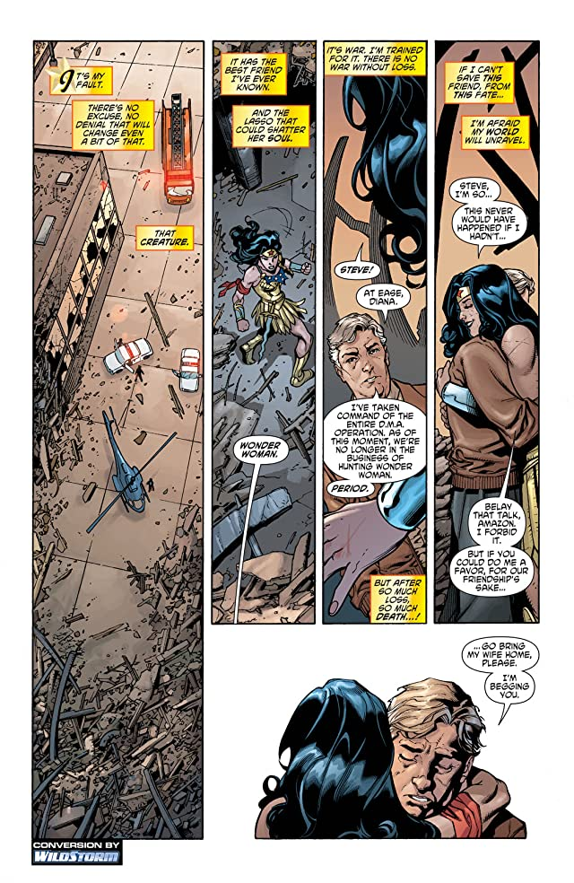 click for super-sized previews of Wonder Woman (2006-2011) #30