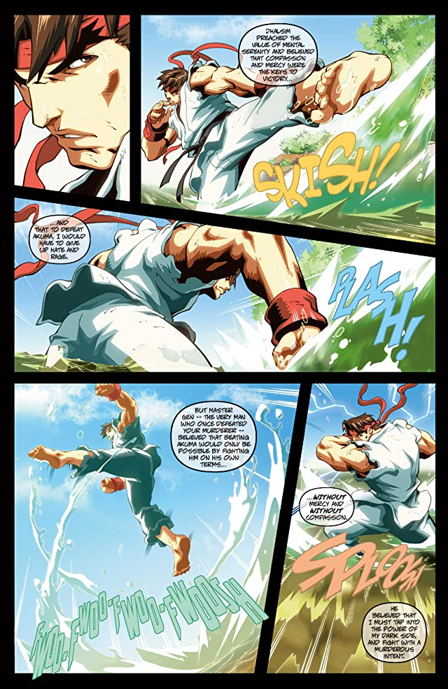 Street Fighter II #6