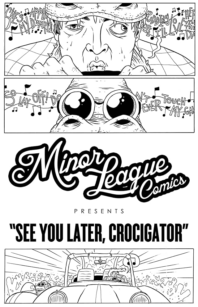 click for super-sized previews of Minor League Comics #1