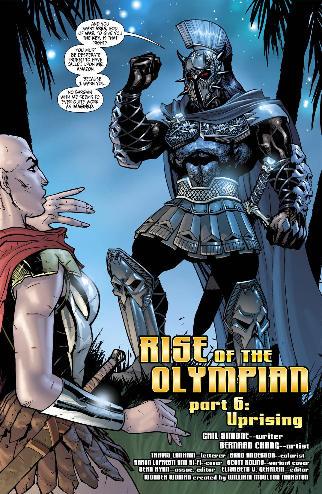 Wonder Woman (2006-2011) #31
