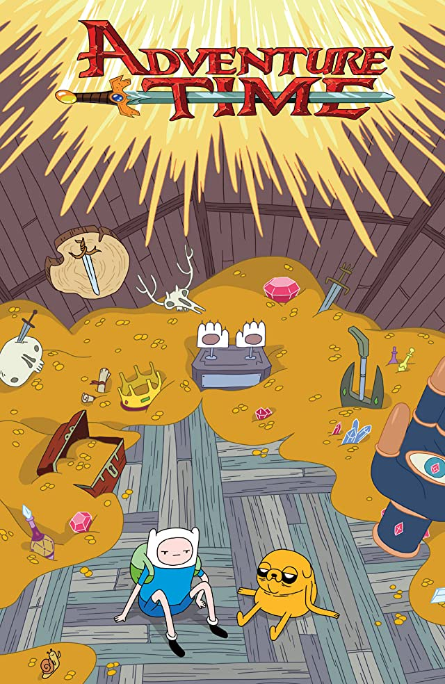 Adventure Time #21
