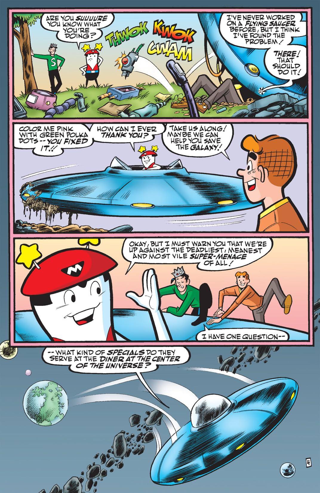 PEP Digital #100: Archie & Friends Adventures