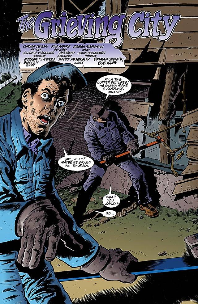 Detective Comics (1937-2011) #724