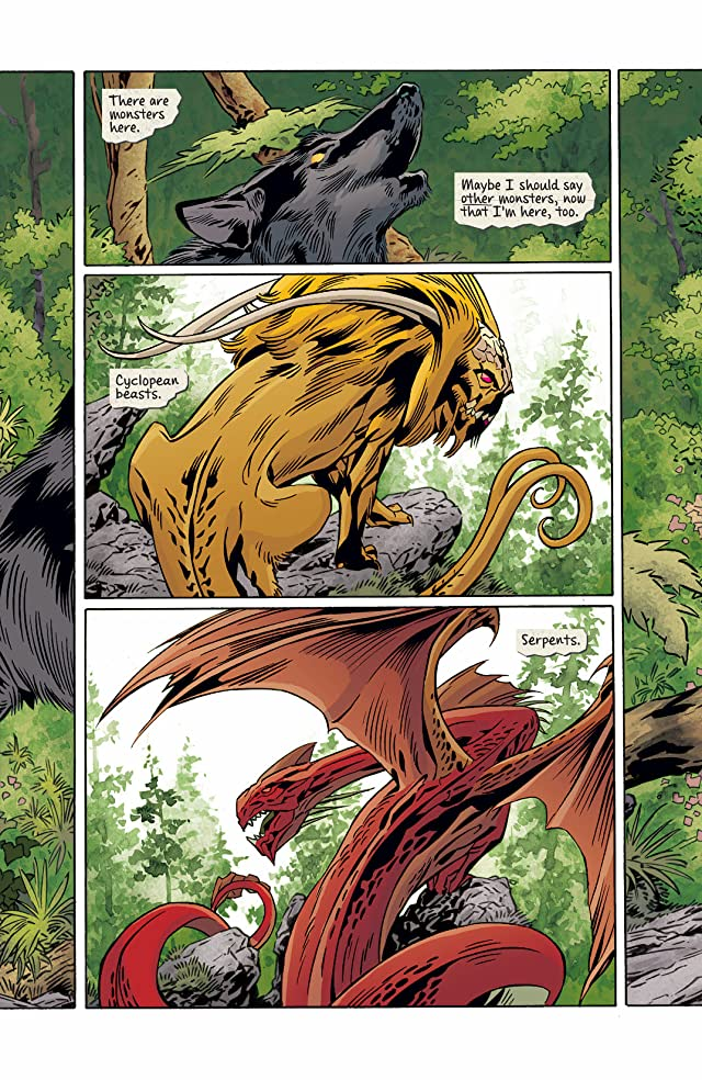 click for super-sized previews of Fables #134