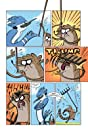 click for super-sized previews of Regular Show #4