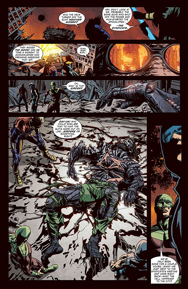 Forever Evil: Rogues Rebellion (2013-2014) #1 (of 6)