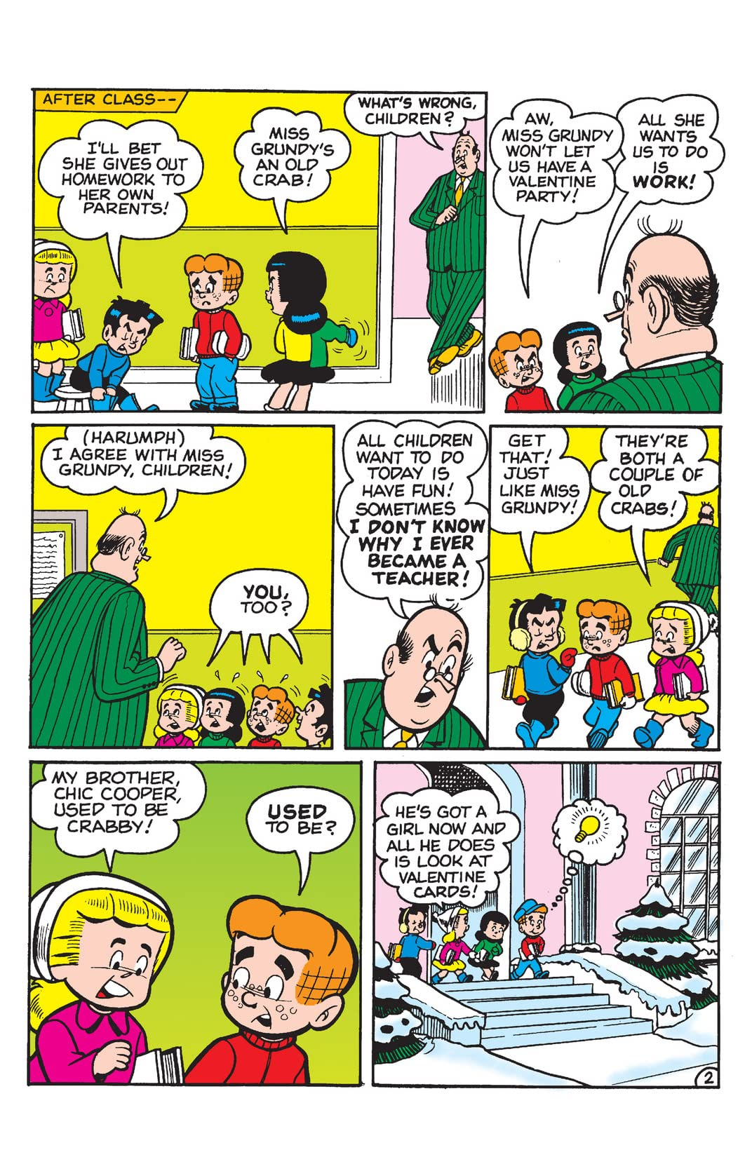 PEP Digital #64: Little Archie and Friends