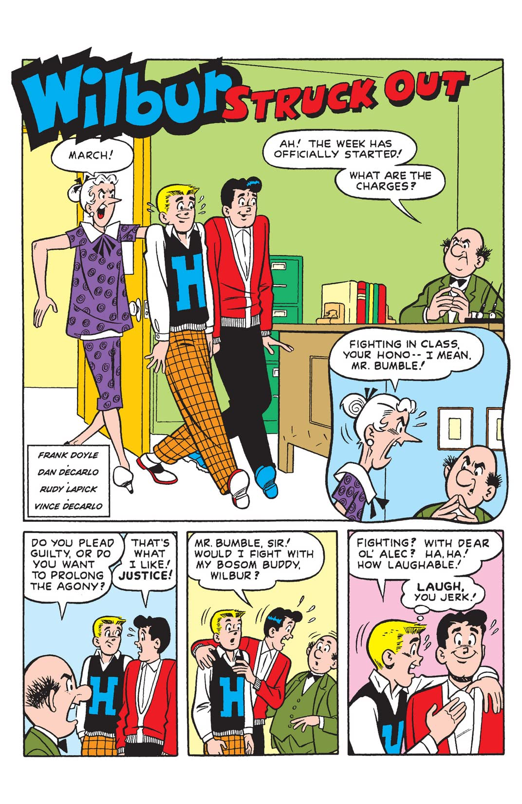 PEP Digital #68: Wilbur America's Son of Fun