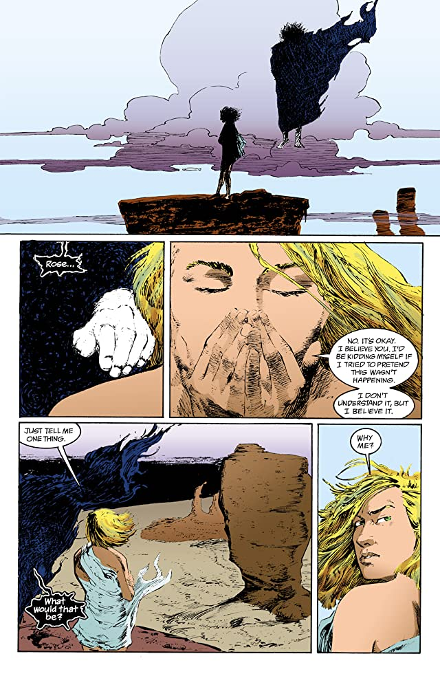 click for super-sized previews of The Sandman #16