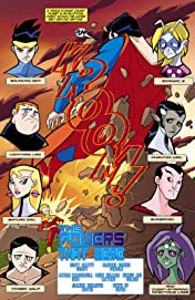 Legion of Super-Heroes in the 31st Century #3
