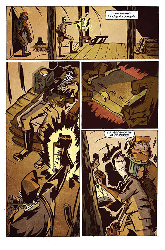 click for super-sized previews of Deadhorse #1