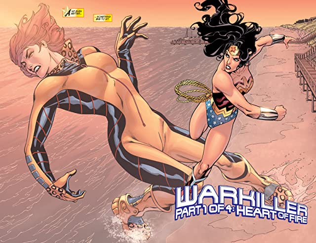 click for super-sized previews of Wonder Woman (2006-2011) #36