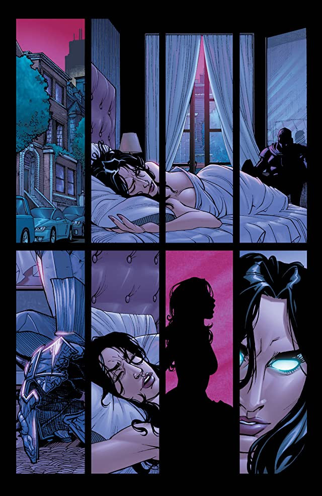click for super-sized previews of Wonder Woman (2006-2011) #37