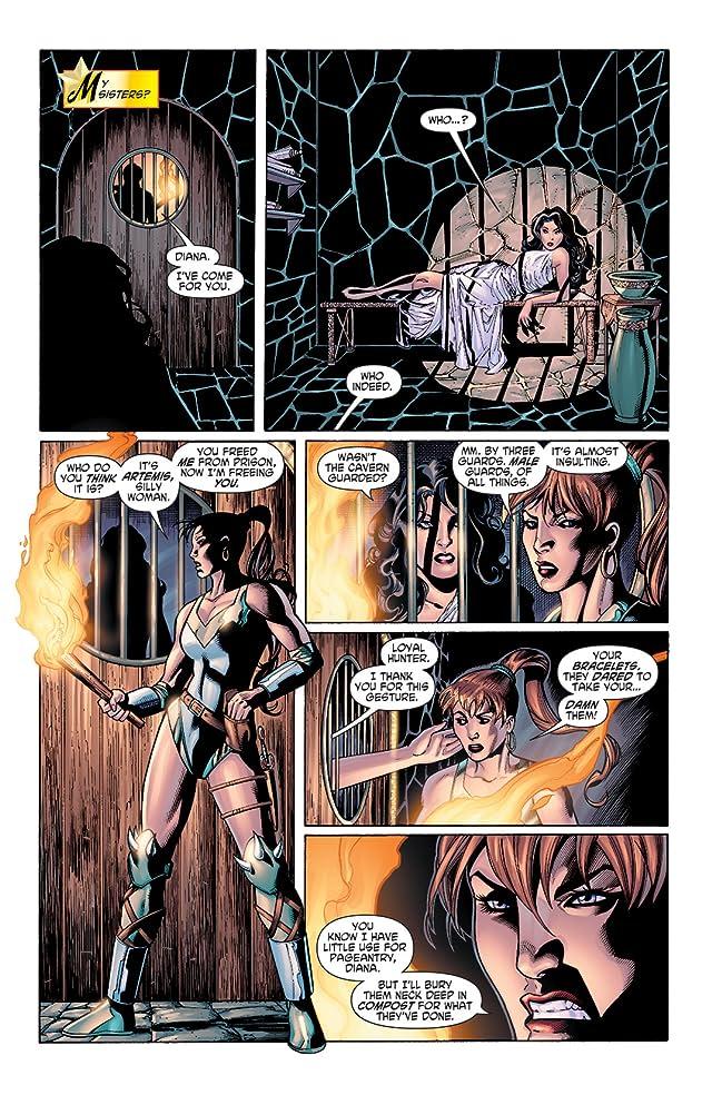Wonder Woman (2006-2011) #38