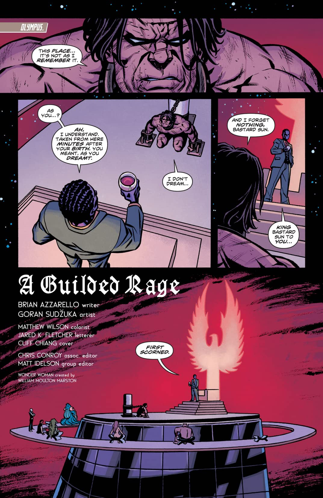 Wonder Woman (2011-) #24