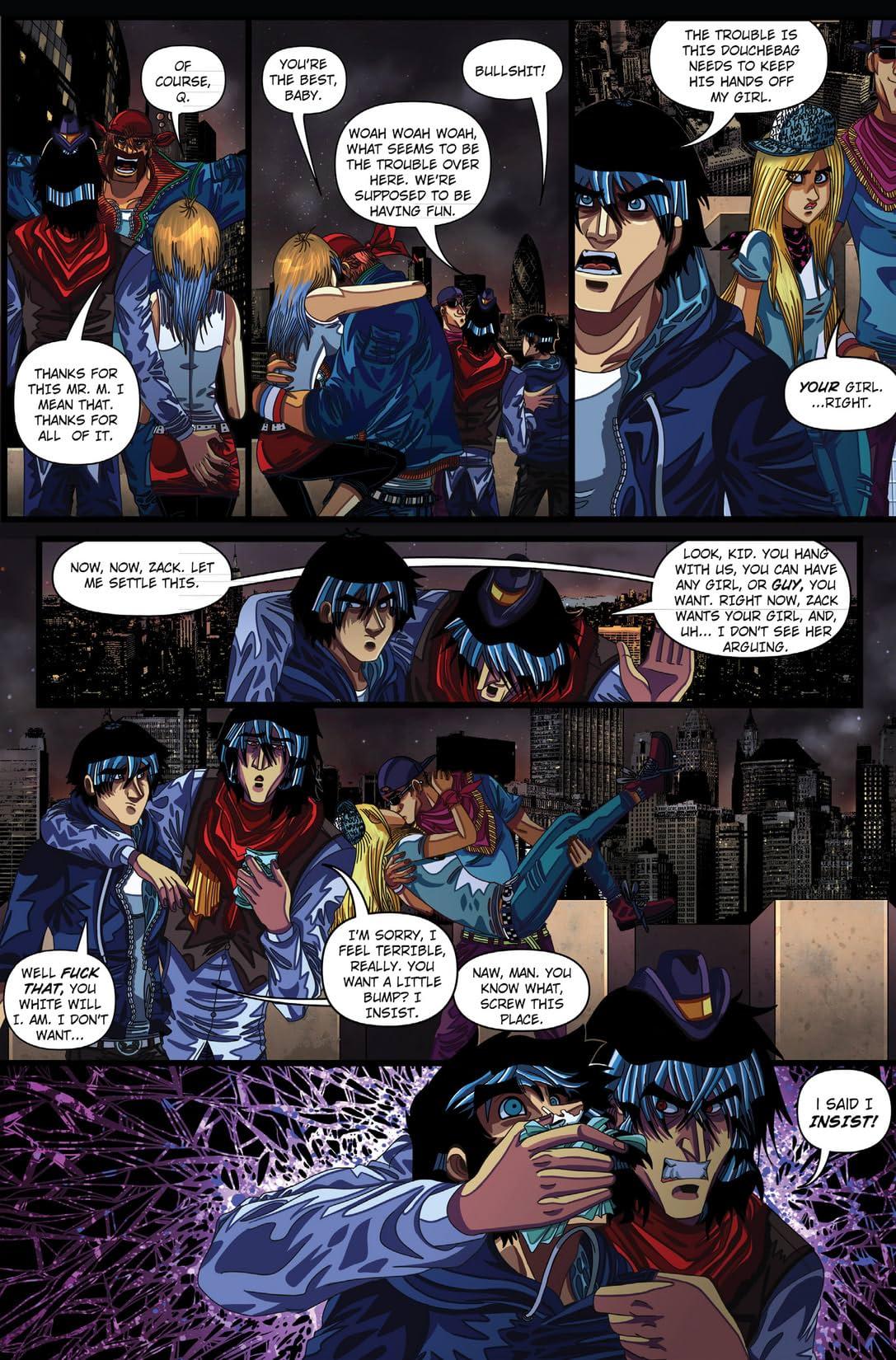 Yumiko: Curse of the Merch Girl #5