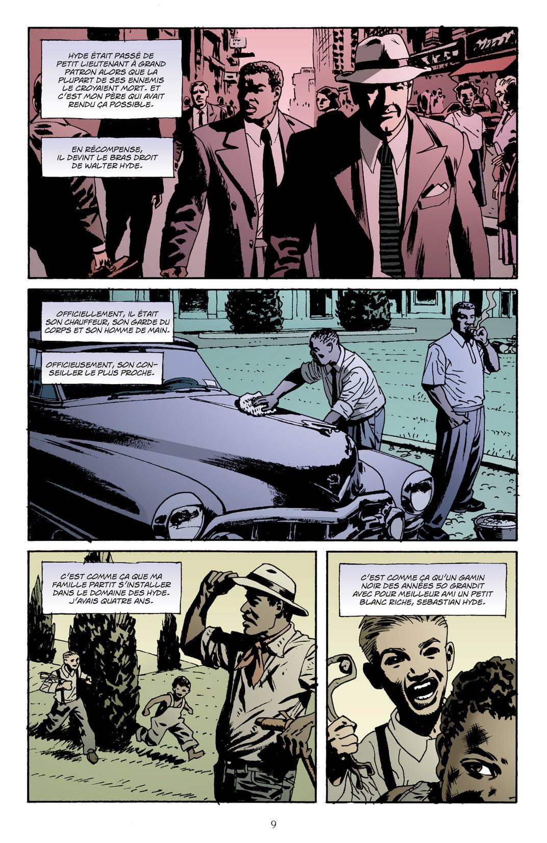 Criminal Vol. 3: Morts en sursis