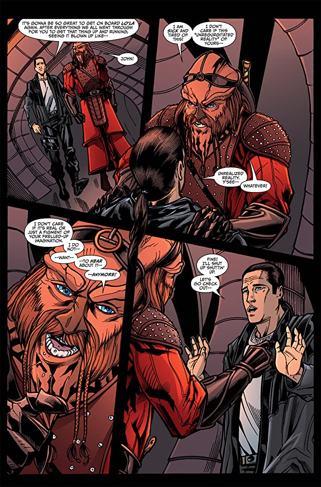 Farscape Vol. 3: Gone and Back #4 (of 4)