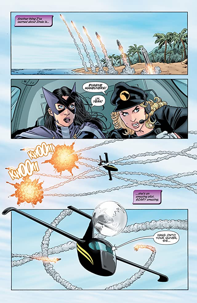 click for super-sized previews of Birds of Prey (1999-2009) #115