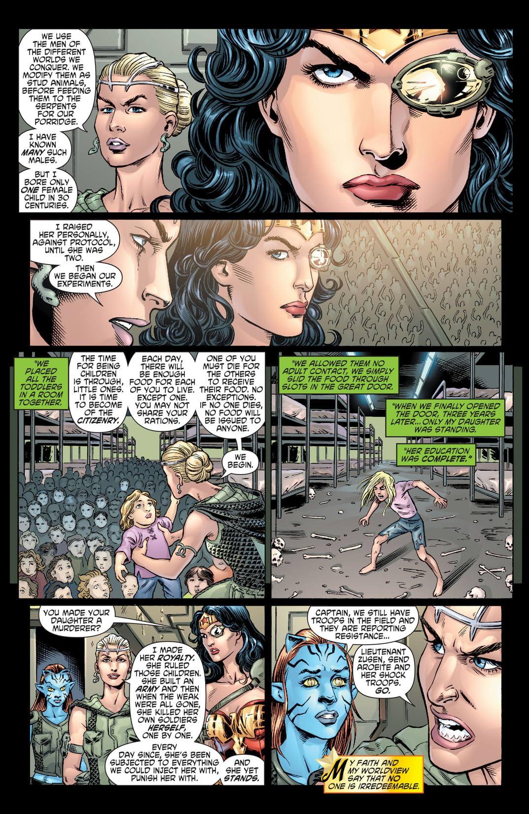 Wonder Woman (2006-2011) #44