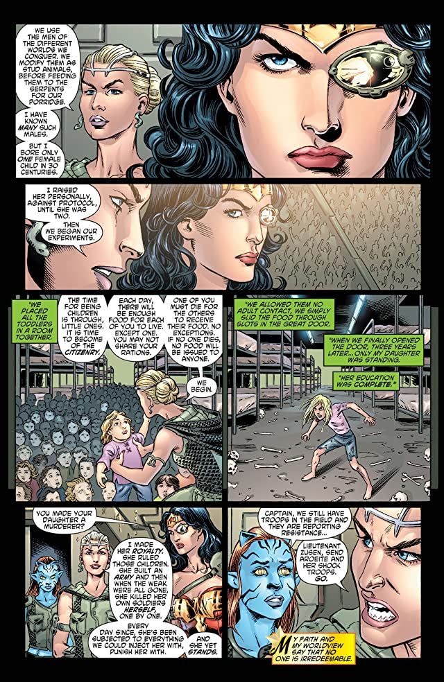 click for super-sized previews of Wonder Woman (2006-2011) #44