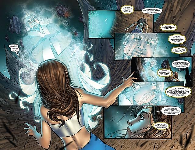 Soulfire Vol. 4 #8