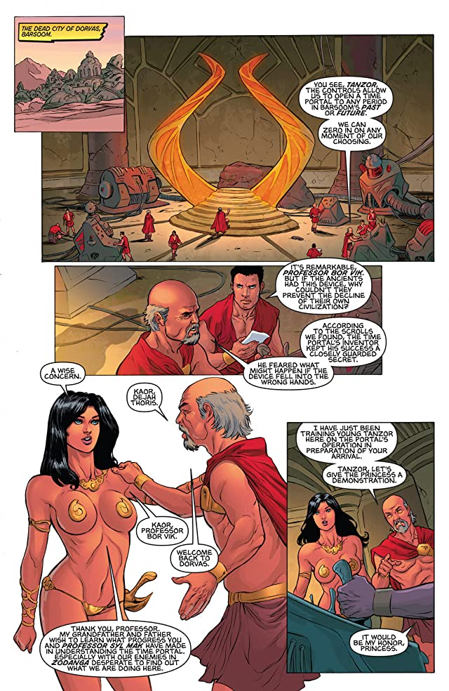 Warlord of Mars: Dejah Thoris #31