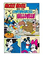 Mickey Mouse and the Halloween Heist