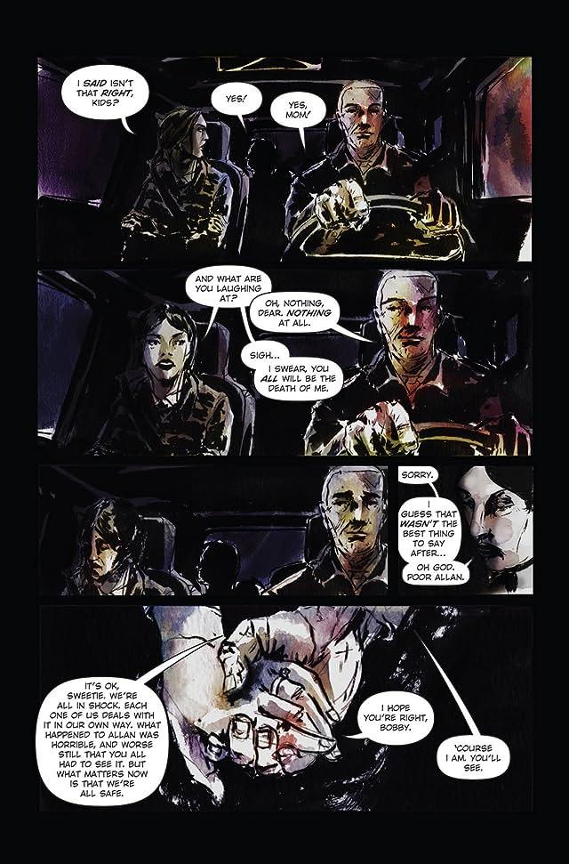 The Final Plague #3 (of 5)
