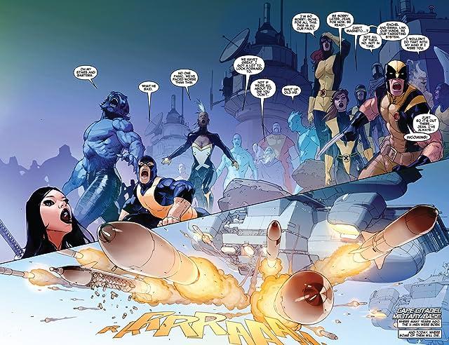 X-Men: Battle of the Atom #2 (of 2)