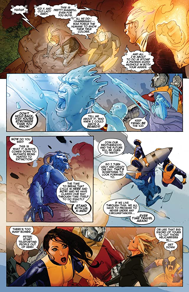 click for super-sized previews of X-Men: Battle of the Atom #2