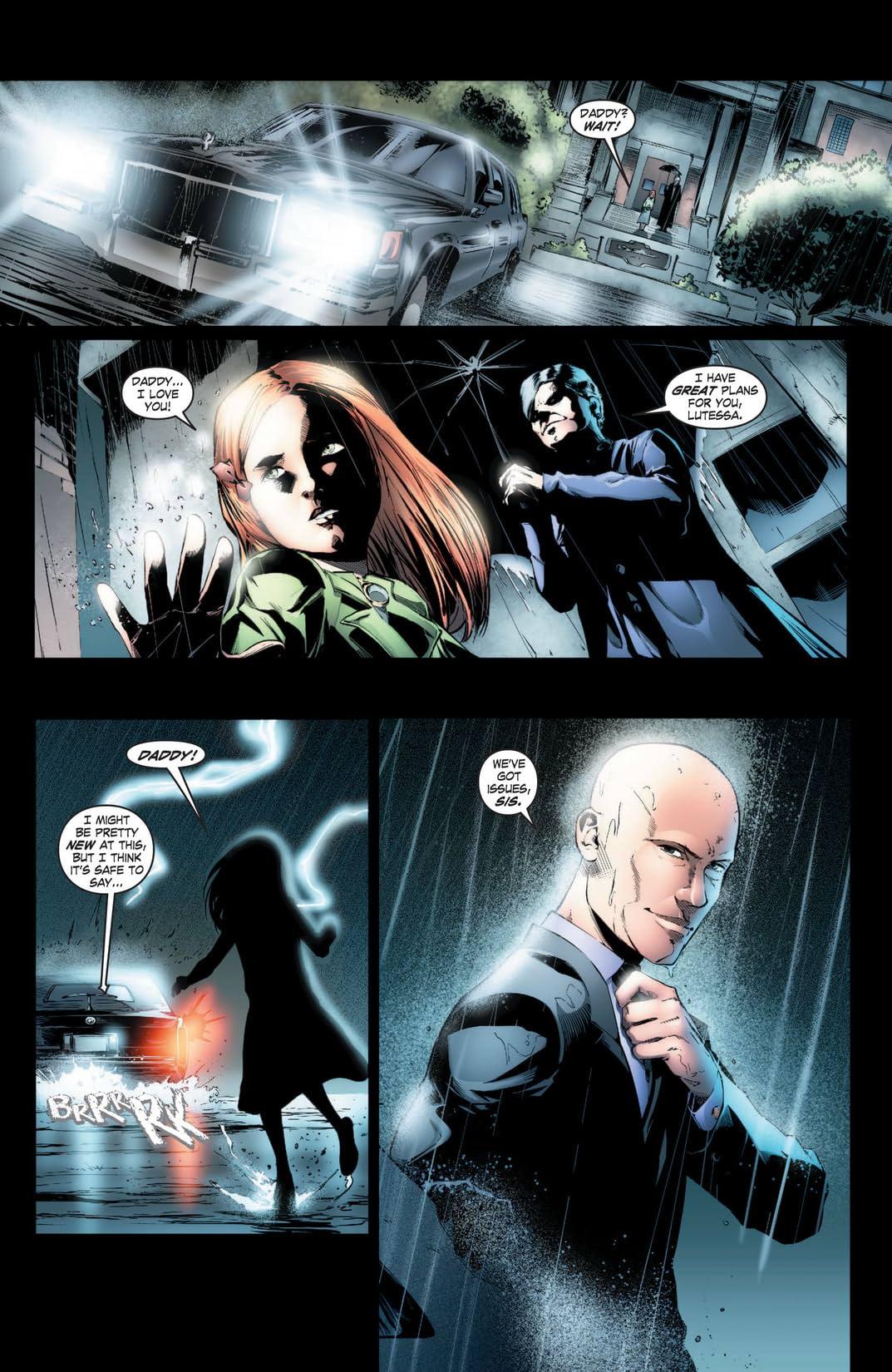 Smallville: Season 11 Vol. 3: Haunted