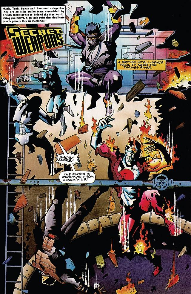 Secret Weapons (1993) #21