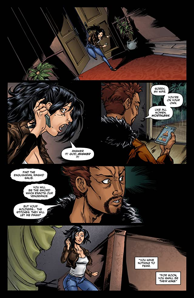click for super-sized previews of Stitched #13