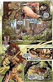 Justice League (2011-) Vol. 3: Throne of Atlantis