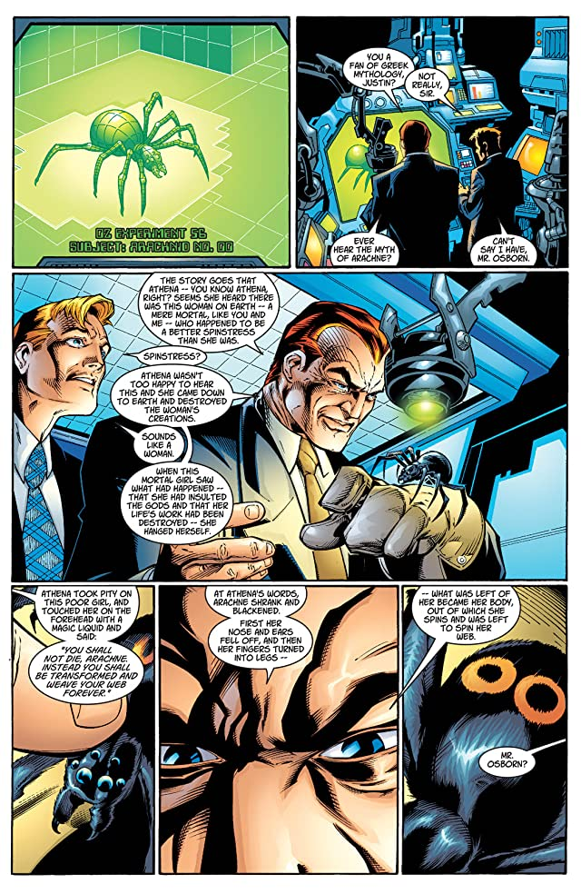 Ultimate Spider-Man Vol. 1: Power & Responsibility