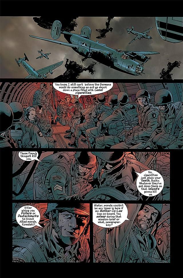 click for super-sized previews of Ultimates Vol. 1: Super-Human