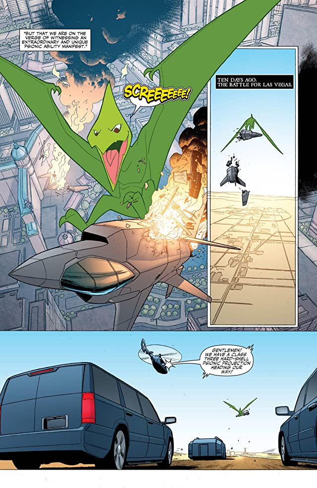 click for super-sized previews of Harbinger (2012- ) #17: Digital Exclusives Edition