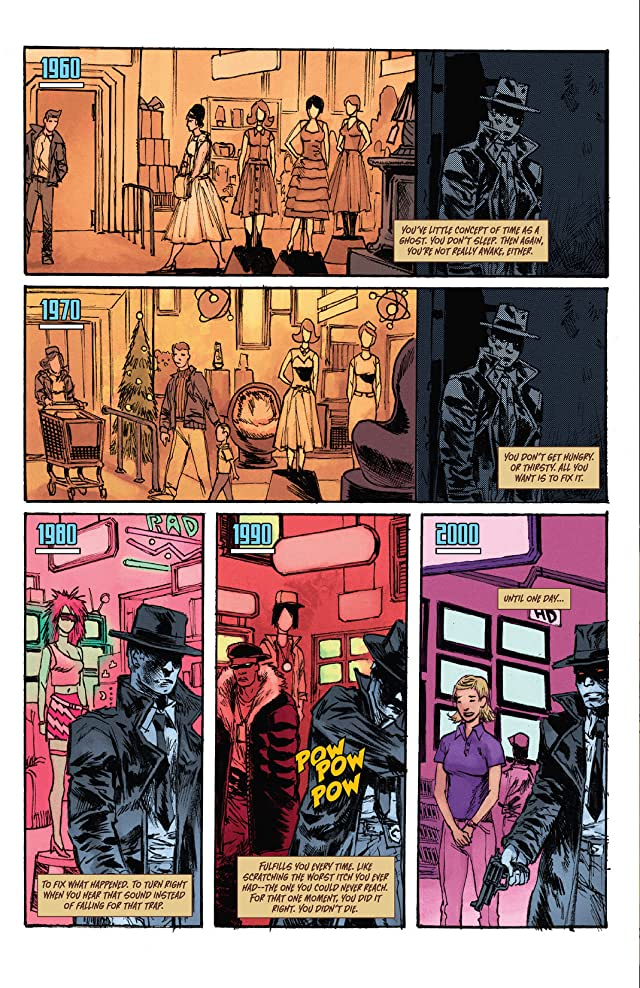 Ghost Cop #1 (of 3)