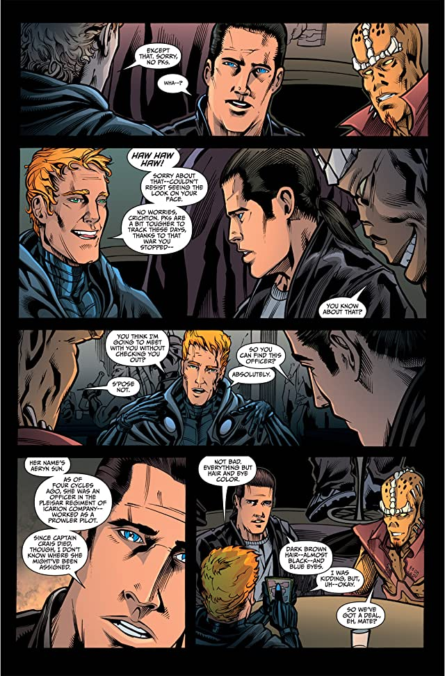 Farscape Vol. 3: Gone and Back #3 (of 4)